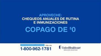 UnitedHealthcare AARP MedicareComplete TV Spot, 'La red más grande' [Spanish] - Thumbnail 7