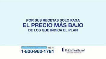 UnitedHealthcare AARP MedicareComplete TV Spot, 'La red más grande' [Spanish] - Thumbnail 8