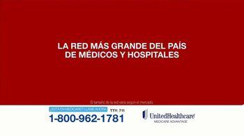 UnitedHealthcare AARP MedicareComplete TV Spot, 'La red más grande' [Spanish] - Thumbnail 9