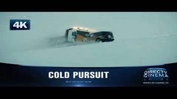 DIRECTV Cinema TV Spot, 'Cold Pursuit' - Thumbnail 4