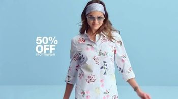 Macy's One Day Sale TV Spot, 'Deals of the Day: Sportswear, Pillows and Shoes'