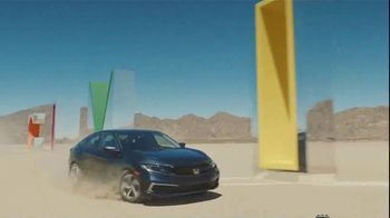 2019 Honda Civic LX TV Spot, 'The Road Before You' [T2] - 1122 commercial airings