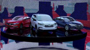 Honda Memorial Day Sales Event TV Spot, 'Kick Off Summer' [T2] - Thumbnail 1