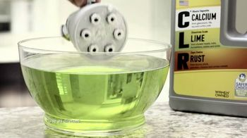 CLR TV Spot, 'Not Just Any Cleaner: Disposal Cleaner' - Thumbnail 4