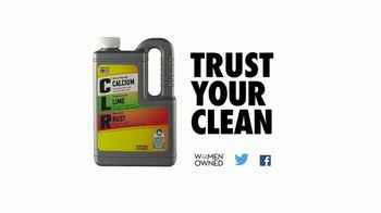 CLR TV Spot, 'Not Just Any Cleaner: Disposal Cleaner' - Thumbnail 9
