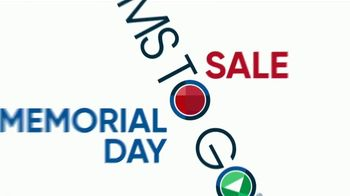 Rooms to Go Memorial Day Sale TV Spot, 'Three-Piece Living Room' - Thumbnail 1