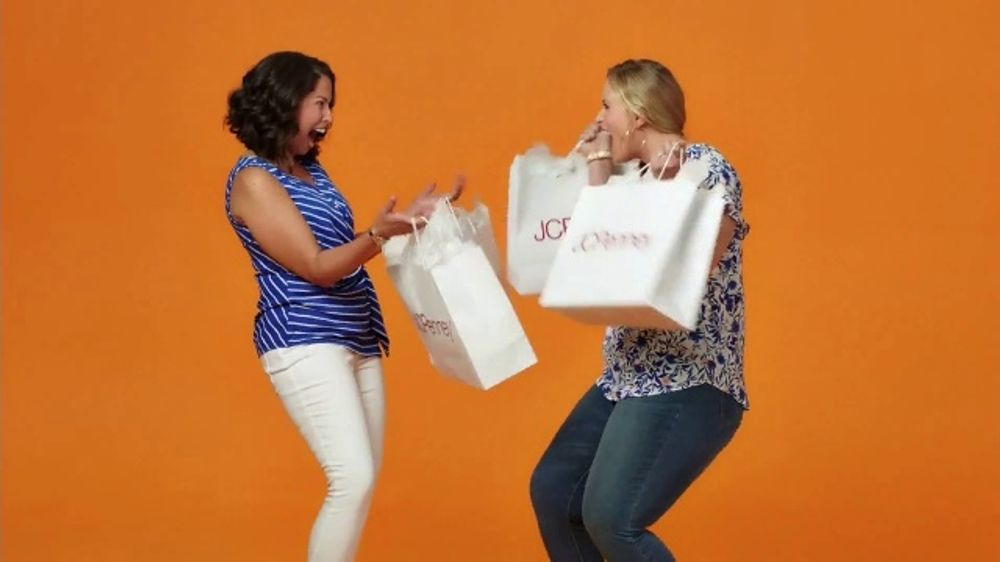 8003e9b3a6c4 JCPenney Double up & Stock up Sale TV Commercial, 'Four Days Only: Shorts,  Polos & Towels' - iSpot.tv