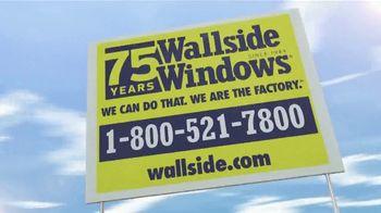 Wallside Windows TV Spot, 'Get More' - Thumbnail 9