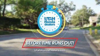 Honda TV Spot, 'Utah: It's Time' [T2] - Thumbnail 3