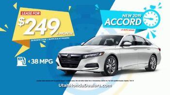 Honda TV Spot, 'Utah: It's Time' [T2] - Thumbnail 5