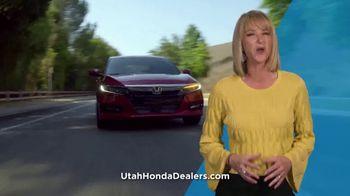 Honda TV Spot, 'Utah: It's Time' [T2] - Thumbnail 6