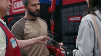 Lowe's TV Spot, 'Do Outdoors Right: Craftsman Trimmer & Bonnie Vegetables' - Thumbnail 3