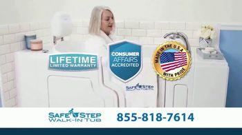 Safe Step Walk-In Tub TV Spot, 'Consumer Affairs' - Thumbnail 5