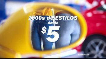 Old Navy High-Rise Rock Star Jeans TV Spot, 'Entona tu look de verano' canción de Kaskade [Spanish] - Thumbnail 6