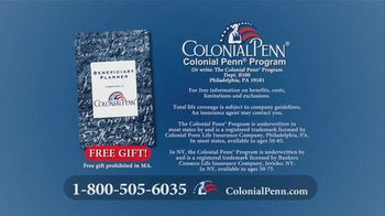 Colonial Penn TV Spot, 'Important Message: Beneficiary Planner' Featuring Alex Trebek - Thumbnail 10