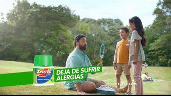 Zyrtec TV Spot, 'Burbuja' [Spanish] - Thumbnail 9