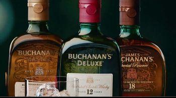 Buchanan's Scotch Whisky TV Spot, 'Ganadores de oro' canción de Jean Bautista [Spanish]