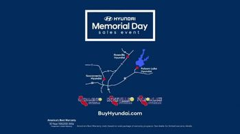 Hyundai Memorial Day Sales Event TV Spot, 'Only Takes a Second' [T2] - Thumbnail 9