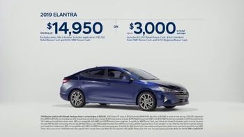 Hyundai Memorial Day Sales Event TV Spot, 'Only Takes a Second' [T2] - Thumbnail 6