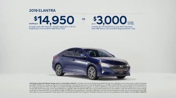 Hyundai Memorial Day Sales Event TV Spot, 'Only Takes a Second' [T2] - Thumbnail 7
