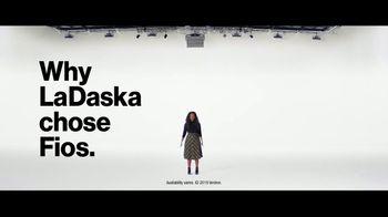 Fios by Verizon TV Spot, 'LaDaska: $200 Visa Prepaid Card' - Thumbnail 3