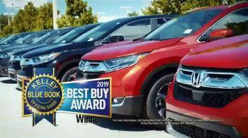 Honda Giant Sales Event TV Spot, 'All SUVs' [T2] - Thumbnail 4