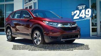 Honda Giant Sales Event TV Spot, 'All SUVs' [T2] - Thumbnail 5