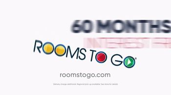 Rooms to Go Memorial Day Sale TV Spot, 'Reclining Sectional: $30' - Thumbnail 8