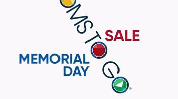 Rooms to Go Memorial Day Sale TV Spot, 'Reclining Sectional: $30' - Thumbnail 2
