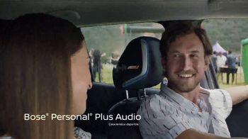 Nissan Evento Verano de los SUV TV Spot, 'Todo lo que necesita' canción de Jaime Lono [Spanish] [T2] - Thumbnail 5