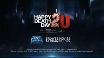 DIRECTV Cinema TV Spot, 'Happy Death Day' - Thumbnail 10