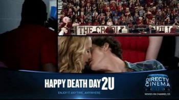 DIRECTV Cinema TV Spot, 'Happy Death Day'