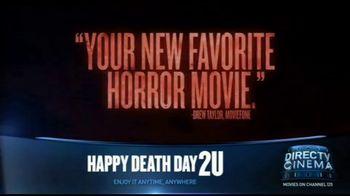 DIRECTV Cinema TV Spot, 'Happy Death Day' - Thumbnail 5