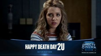 DIRECTV Cinema TV Spot, \'Happy Death Day\'