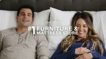 Ashley HomeStore Memorial Day Mattress Sale TV Spot, 'Stearns & Foster' Song by Midnight Riot - Thumbnail 5