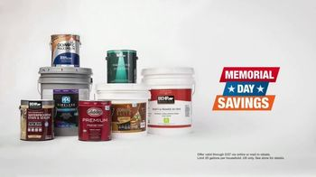 The Home Depot Memorial Day Savings TV Spot, 'Find Your Color' - Thumbnail 8