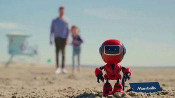 Marshalls TV Spot, 'Robot' Song by Tiggs Da Author