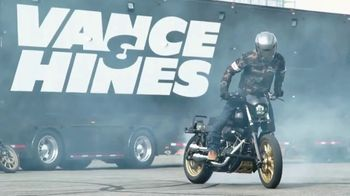 VANCE & HINES TV Spot, 'On the Track' Song by Sean Roman - 56 commercial airings