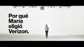 Verizon TV Spot, 'María: lavandería' [Spanish]
