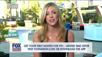 FOX Nation TV Spot, 'Summit Phoenix' - 63 commercial airings