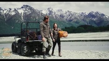 Arctic Oven Jim Shockey Signature Series Tent TV Spot, 'Better Way to Connect' Featuring Jim Shockey