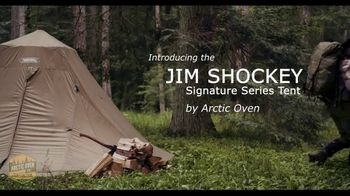 Arctic Oven Jim Shockey Signature Series Tent TV Spot, 'Better Way to Connect' Featuring Jim Shockey - Thumbnail 8