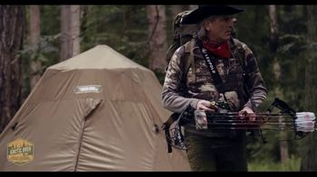 Arctic Oven Jim Shockey Signature Series Tent TV Spot, 'Better Way to Connect' Featuring Jim Shockey - Thumbnail 9