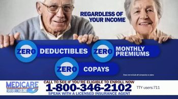 Medicare Assistance Line TV Spot, 'Exciting Extra Benefits: 2019 Plans' - Thumbnail 9