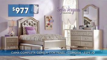 Rooms to Go Venta de Liquidación de Verano TV Spot, 'Kids & Teens: regreso a clases' [Spanish] - Thumbnail 3