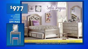 Rooms to Go Venta de Liquidación de Verano TV Spot, 'Kids & Teens: regreso a clases' [Spanish] - Thumbnail 4