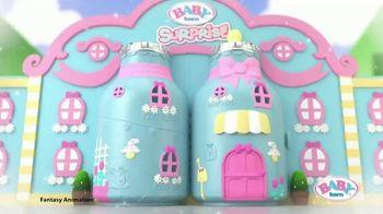 BABY born Surprise! Baby Bottle House TV Spot, 'Happy Surprises' - Thumbnail 1
