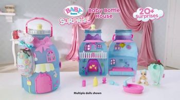 BABY born Surprise! Baby Bottle House TV Spot, 'Happy Surprises' - Thumbnail 10