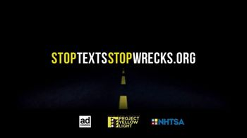 Stop the Texts, Stop the Wrecks TV Spot, 'The Text' - Thumbnail 9