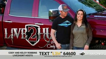 Diamond Archery TV Spot, 'Illinois White Tail Giveaway' Featuring Cody and Kelsy Robbins - Thumbnail 7